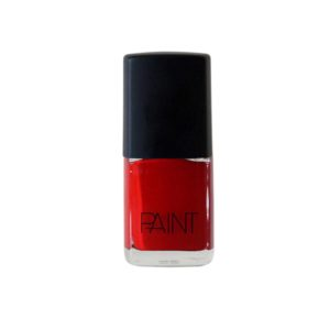 Paint Nail Lacquer Paint Red