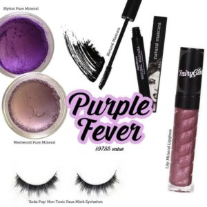 Sugar Venom Purple Fever collection