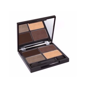 Zuii Eyeshadow Quad Natural